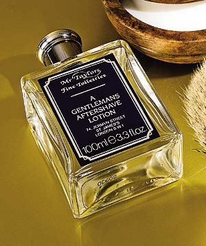Aftershave Lotion by Taylor of Old Bond Street