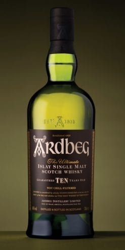 Ardbeg 10-year-old: from 'the greatest Distillery on Earth' - exclusive Members-only deal