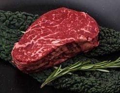 The most opulent steak in the world! Wagyu (Kobe) Fillet, thick cut