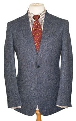 Super new Donegal lambswool tweed jacket: Members save £134