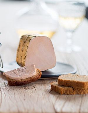 Georges Bruck of Strasbourg Bloc of Goose Foie Gras: 2 tins x 145g, only £67