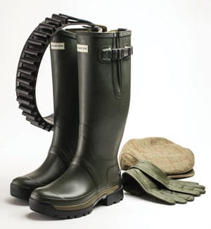 New Hunter Boots Field Collection: Balmoral Men's Adjustable 3mm Neoprene