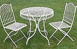 Hampton Bistro Set by Chelsea Flower Show gold medallists