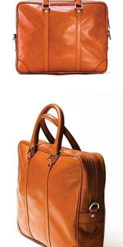 Handmade Chelsea Soft Briefcase for contemporary style
