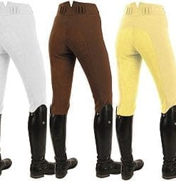 Mark Todd Ladies' High-Waist Competition Breeches