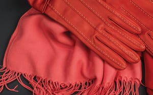 High quality Italian pure cashmere stoles