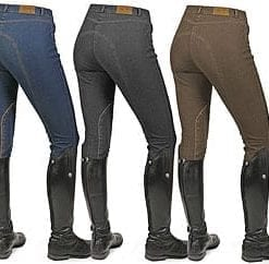 Mark Todd Ladies Denim Breeches