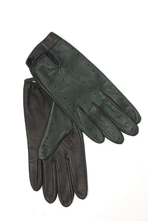 Capeskin hand-made driving gloves