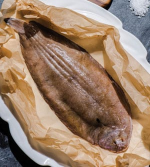 The sweetest prime Dover Sole: 6 x 12oz whole fish, ready to cook