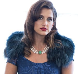 The New Fur Collection: Stylish, glamorous fox fur collar