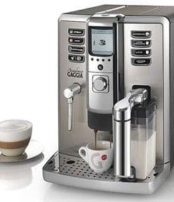 Finest coffee at the touch of a button: Gaggia Accademia: a top-notch deal