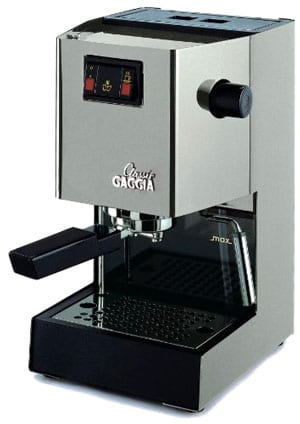 The Gaggia Classic coffee machine and gift set: save over £150