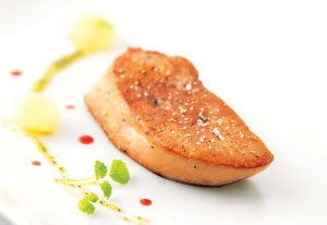Sublime instant pan-fried Goose Foie Gras: flash-frozen: 20 portions for only £76