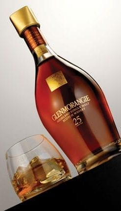 The rarest and oldest Glenmorangie: the 25 Year Old Quarter Century
