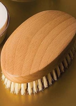 Taylor's military style bristle hair brush