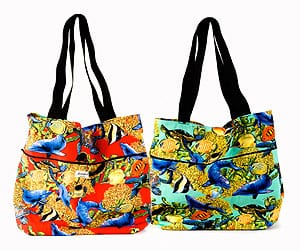 Hawaiian Reef shoulder bag from Honolulu