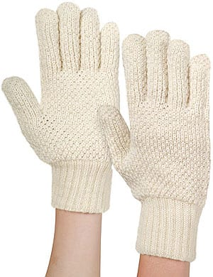 Holdtight Hunter, proper oiled wool hunting gloves