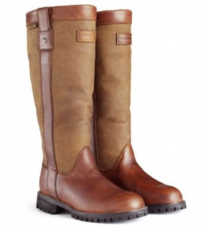 Hunter Balmoral Westerleys: leather boots for stylish women