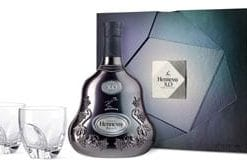 Hennessy XO 'Ice Experience' collector's limited edition (with two Hennessy glasses)