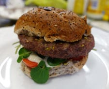 Welsh Wagyu: the world's most delicious beef steak burgers: the Ifor Burger Box, 20 burgers for £57, saving £37
