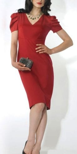 The new Eve Pollard designer collection: The Ruby Red Dress