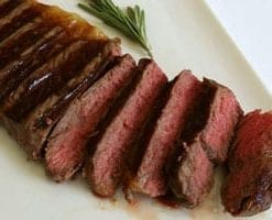 Finest Welsh Wagyu (Kobe) fillet steak: 4 x 6oz steaks