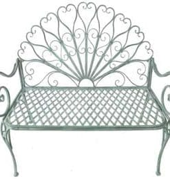 Elegant Loire Bench by Chelsea Flower Show Gold Medallists Ascalon Design