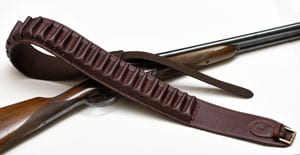 Leather closed-loop cartridge belt: soft, supple and a snip at £39