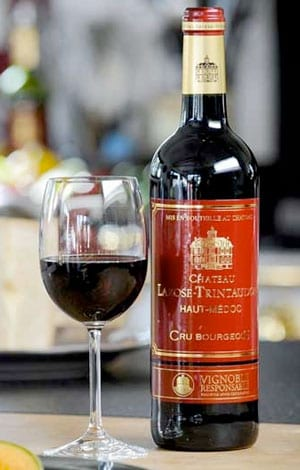 Superb Gold Medal winning Bordeaux, Château Larose Trintaudon 2010: marching with the illustrious Chateau Latour