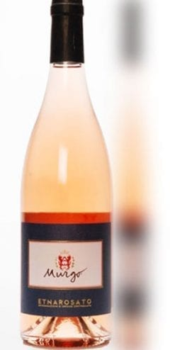 The Baron's prized rosé wine from Mount Etna: case of 12 bottles, only £119