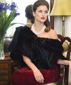 New Fur Collection: Fabulous new Aspinall mink stole