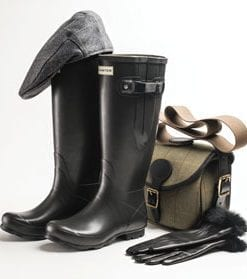 New Hunter Field Collection: Men's Norris Field Side Adjustable Boot
