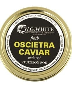 Finest fresh Oscietra Royal Caviar from the top importer: exclusive low prices: 500g, save £821