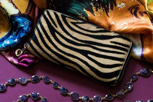 Tigre: the scene-stealing new hide purse from Italy