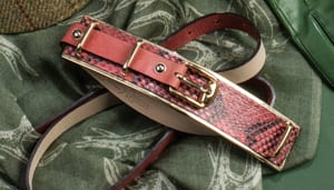 The Pontus belt: signature glamour by Sassy Queen