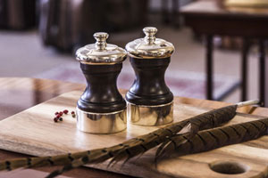 Peugeot silver and beech Palace pepper and salt mills: the world's best