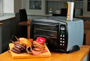 Smoke your own fish and game: the new Bradley Smoker, counter-top style