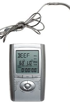 Perfect roasts meat thermometer