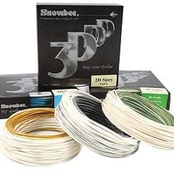 Snowbee Reel and Line