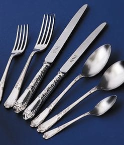 La Regence Sterling Silver English Cutlery