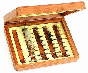 Turrall River Fly Tackle Box Selection