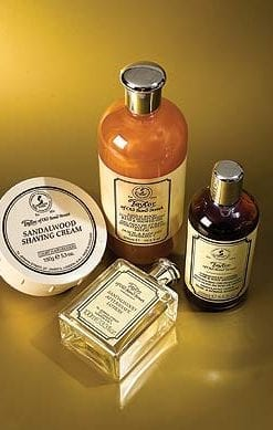 Taylor of Old Bond Street Sandalwood Collection