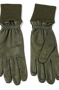 Marksman Leather Shooting Gloves by Chester Jefferies