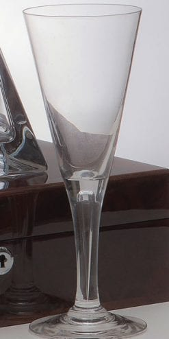 Design history: the 'Sharon' Crystal Wine Goblet by Frank Thrower for Dartington, now in the V&A
