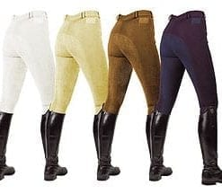 The ultimate Mark Todd ladies' Tauranga full seat breeches