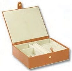 Daines and Hathaway cufflinks box