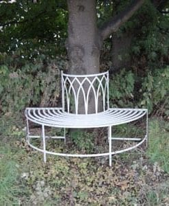 Elegant tree seat by Ascalon Design, Chelsea Gold Medal winners: two half seats