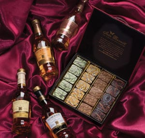 The Ultimate Whisky Tasters' Truffle & Single Malt Collection: Iain Burnett and Glenmorangie