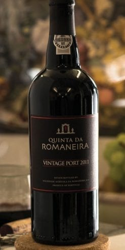 Save nearly £100 on top-class vintage port: 2011 Vintage Port Quinta da Romaneira