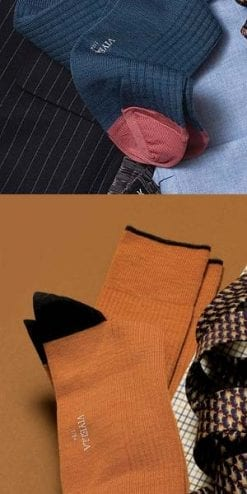 Wedgwood socks  by Viyella